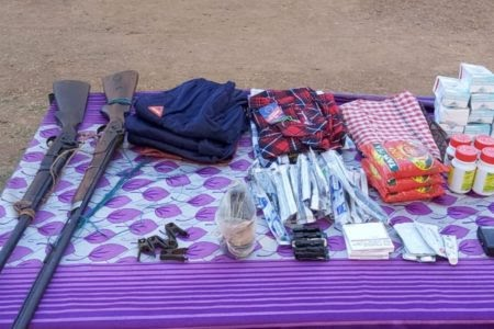 1 Maoist Captured, Arms And Materials Seized In Kandhamal District Of Odisha